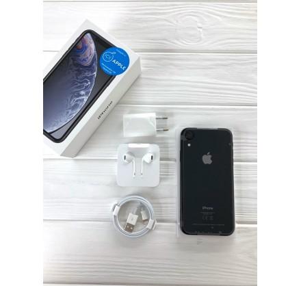 iPhone XR 128gb Black (новый)