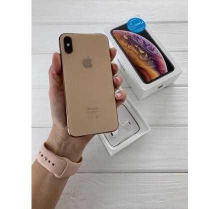 iPhone Xs Max 256gb Gold (новый)