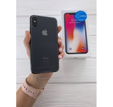 iPhone X 256gb Space Gray (новый)