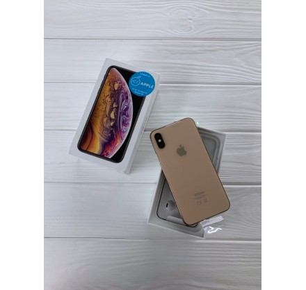 iPhone Xs 256gb Gold (новый)