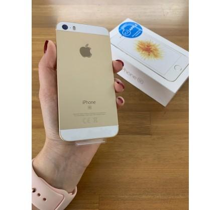 iPhone SE 32gb Gold (новый)