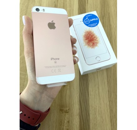 iPhone SE 128gb Rose Gold  (новый)