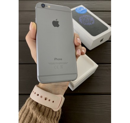 iPhone 6 32gb Space Gray (новый)