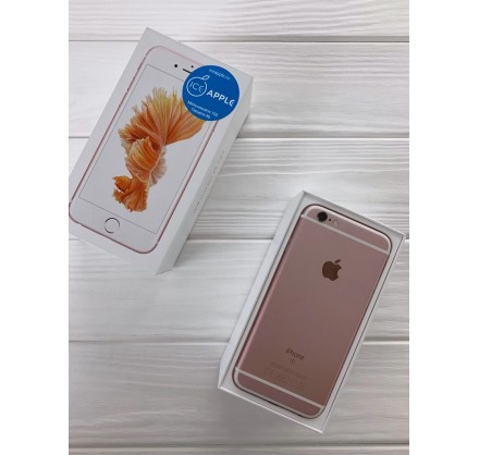 iPhone 6s 128Gb Rose Gold