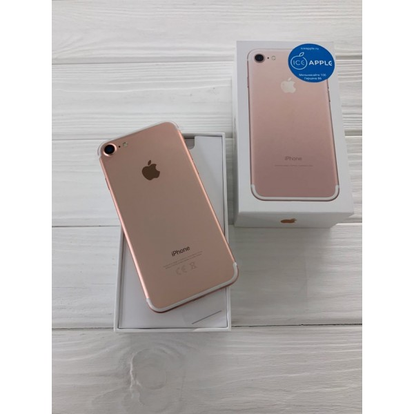 iPhone 7 32gb Rose Gold (новый)