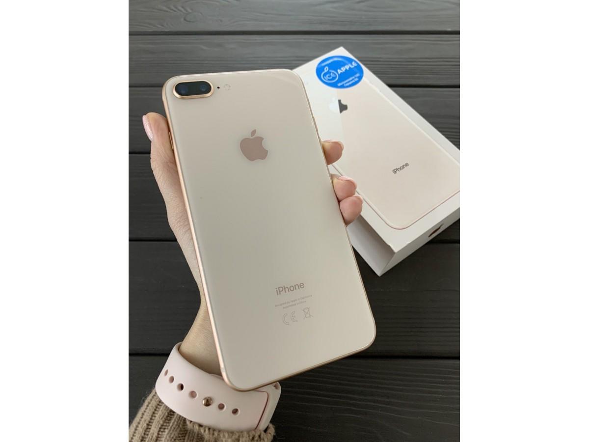iPhone 8 Plus 64Gb Gold в Тюмени