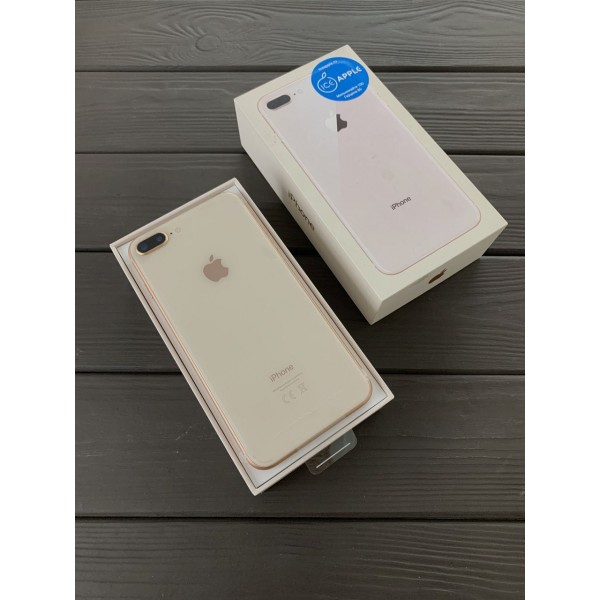 iPhone 8 Plus 64Gb Gold (новый)