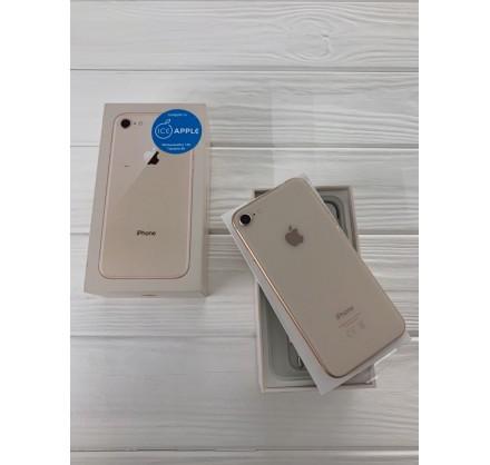 iPhone 8 64gb Gold  (новый)