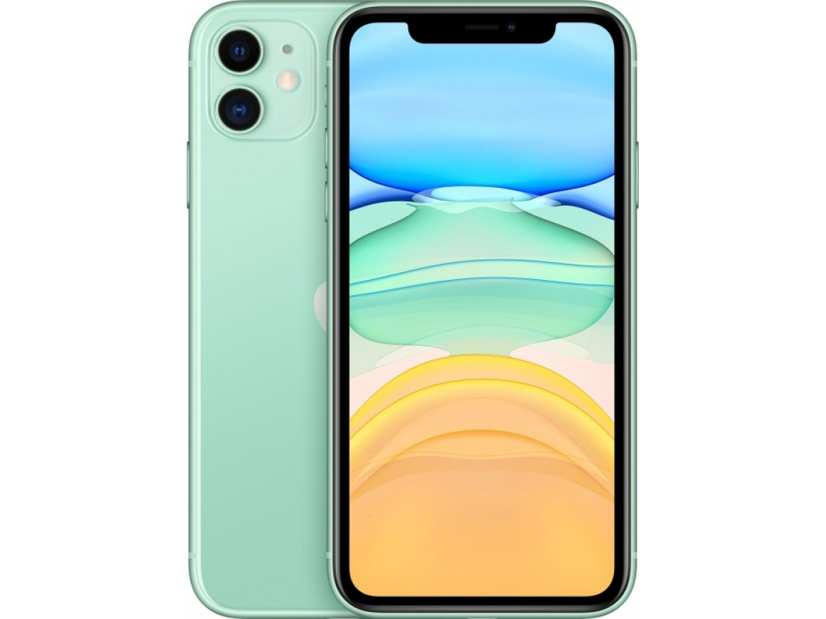Apple iPhone 11 256GB (зеленый)