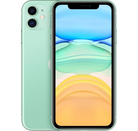 Apple iPhone 11 64GB DUAL SIM (зеленый)