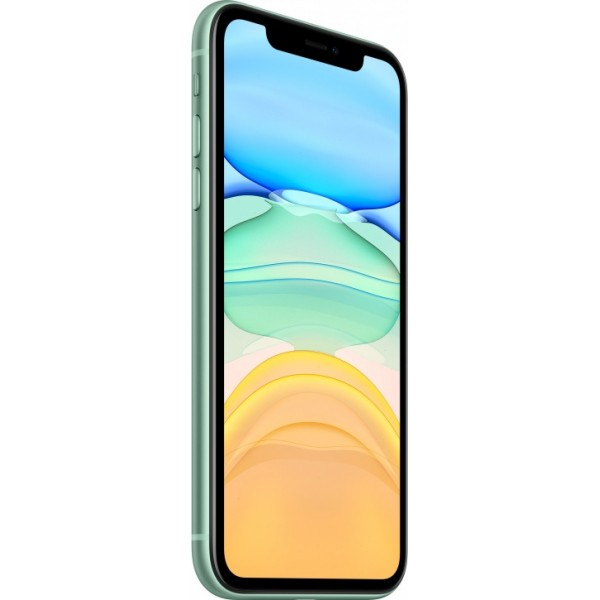 Apple iPhone 11 256GB DUAL SIM (зеленый)