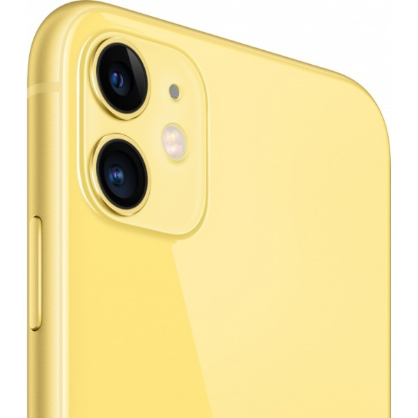 Apple iPhone 11 128GB DUAL SIM (желтый)