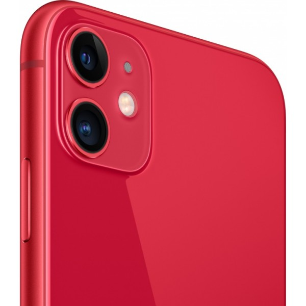 Apple iPhone 11 256GB DUAL SIM ((PRODUCT) RED™)