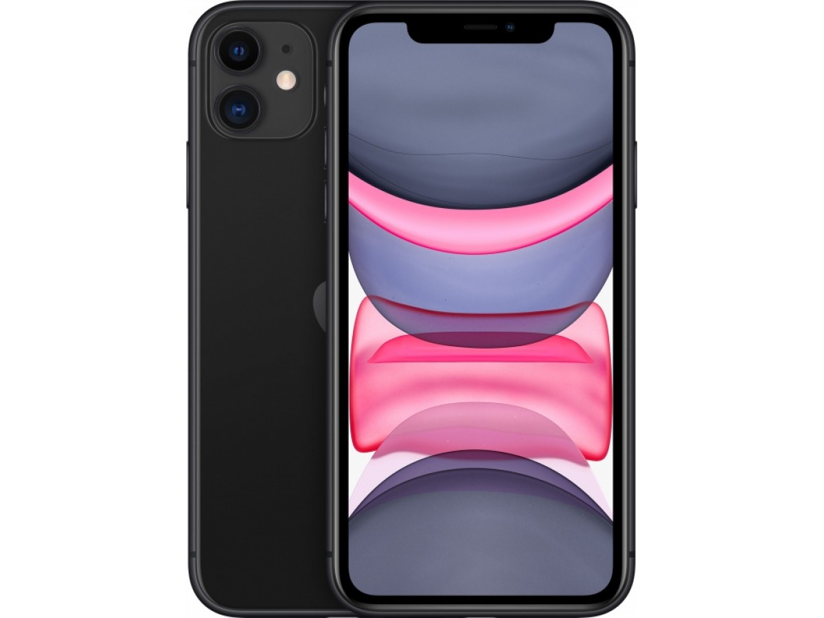 Apple iPhone 11 256GB DUAL SIM (черный)