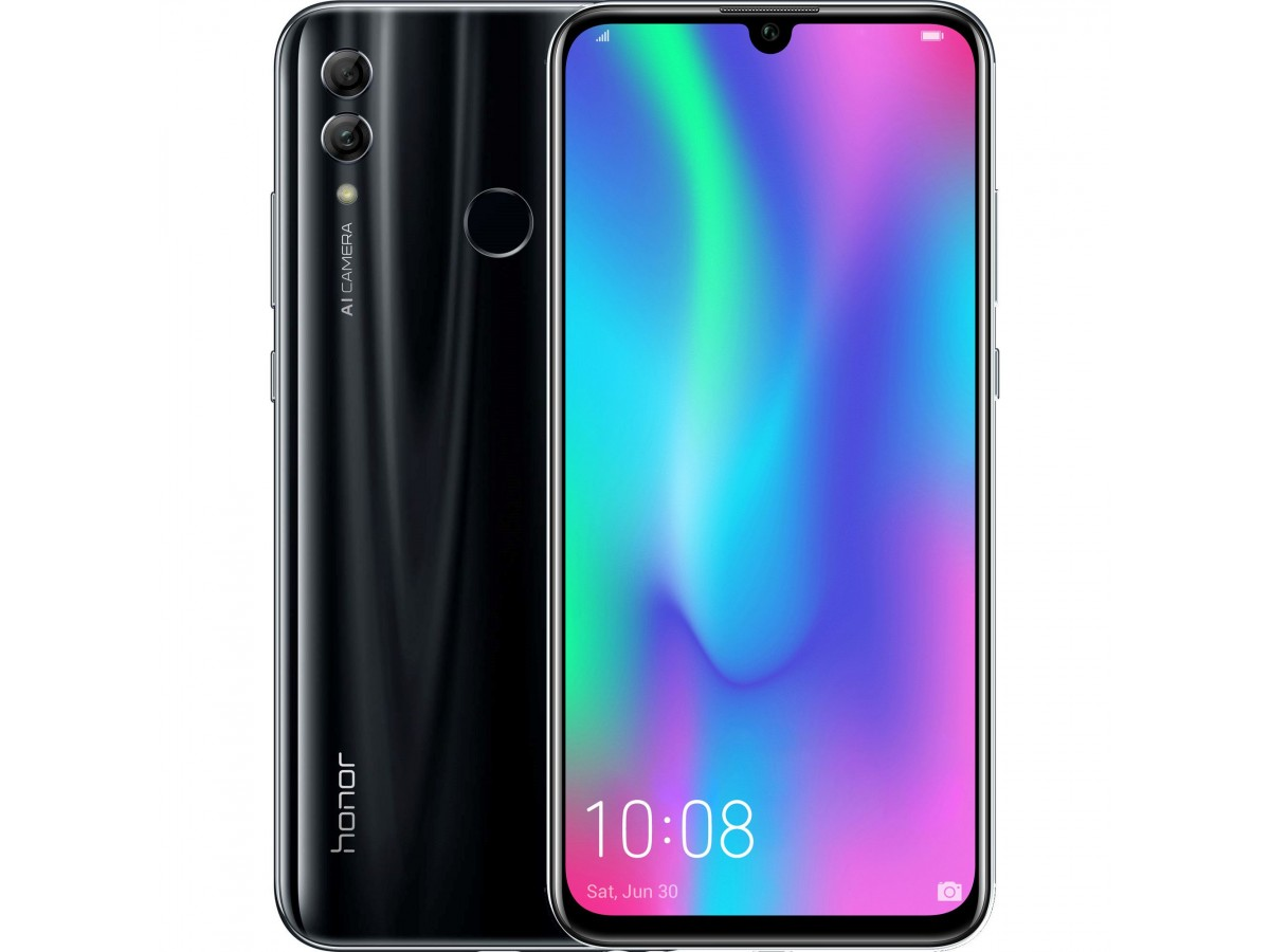Honor 10 Lite 64 GB черный