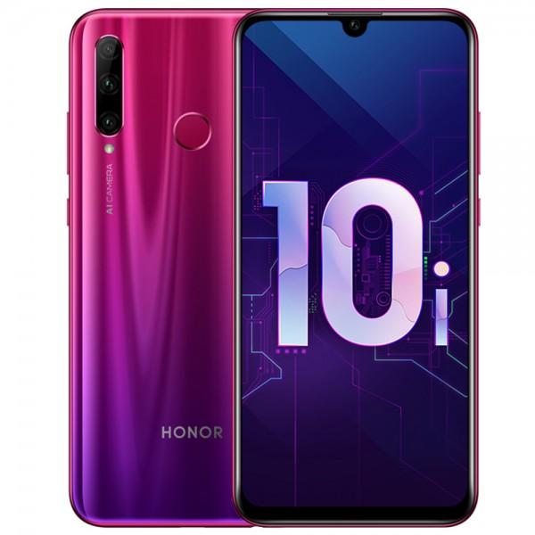 Honor 10i 128GB Мерцающий красный