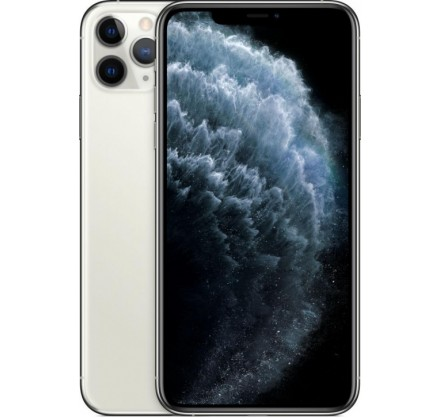 Apple iPhone 11 Pro Max 64GB (серебристый)