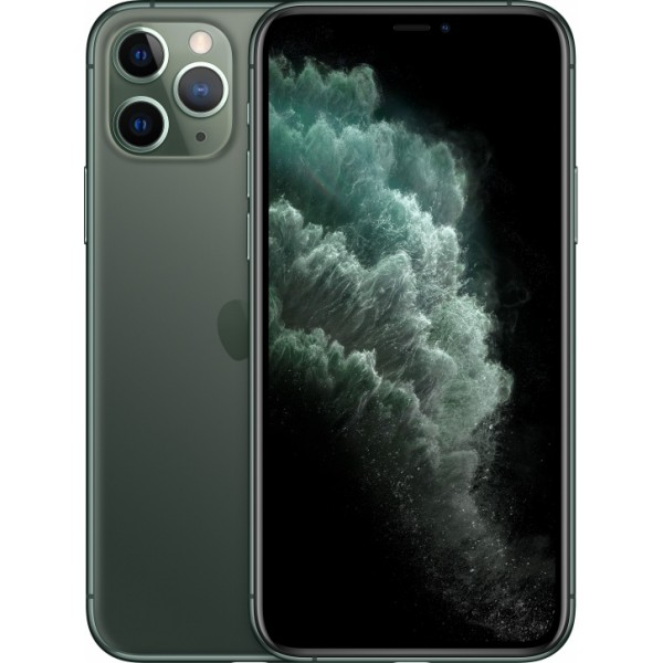 Apple iPhone 11 Pro 512GB (темно-зеленый)