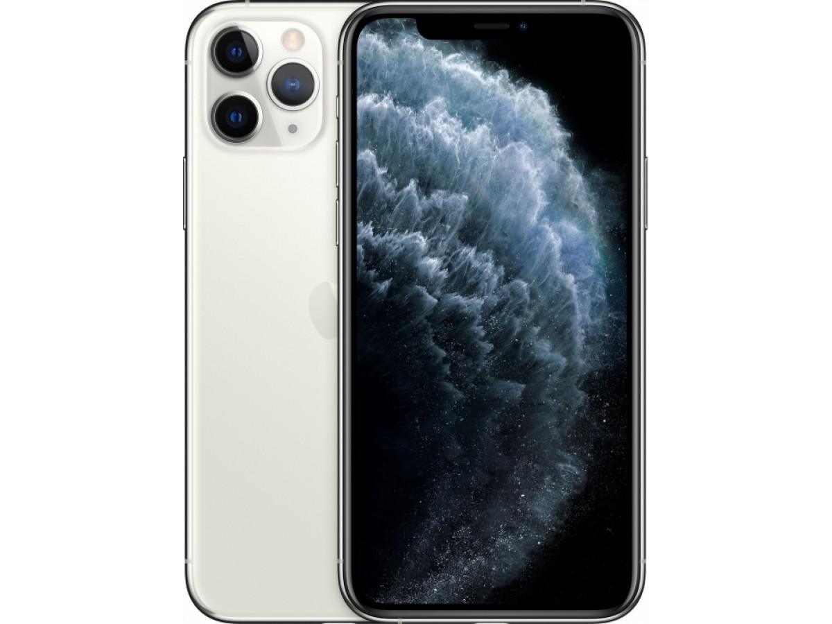 Apple iPhone 11 Pro 256GB (серебристый) в Тюмени