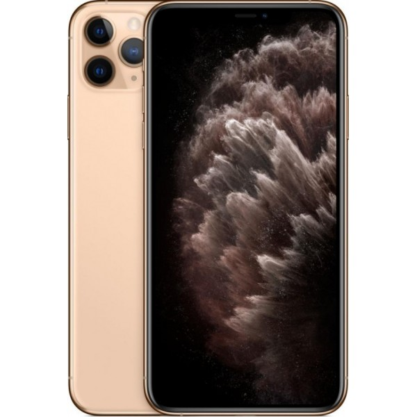 Apple iPhone 11 Pro Max 64GB (золотой)