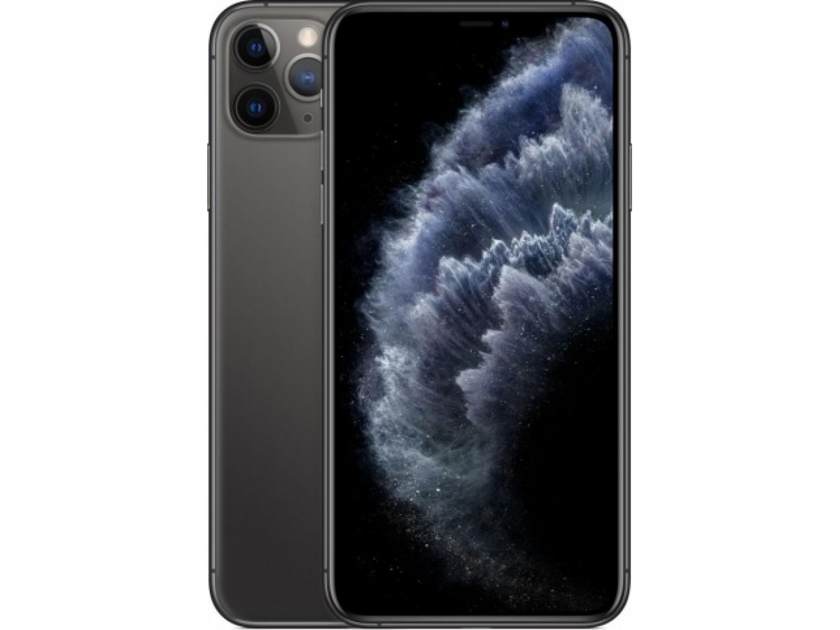 Apple iPhone 11 Pro Max 64GB (серый космос)