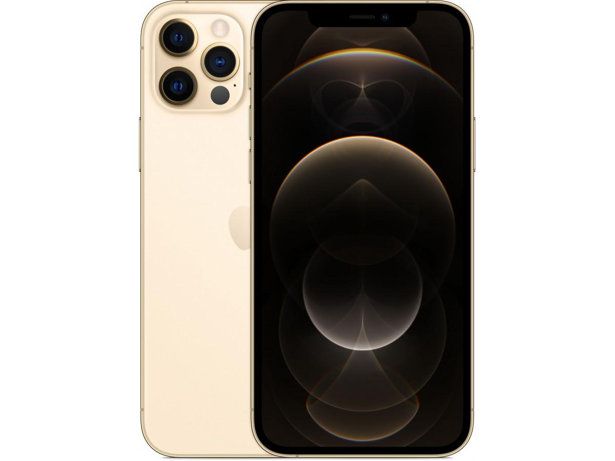 Apple iPhone 12 Pro Max 256GB (золотой) в Тюмени