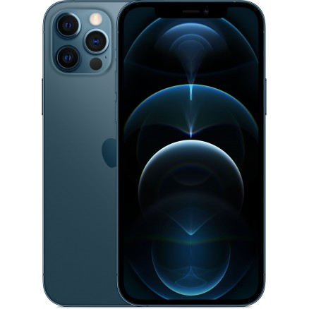 Apple iPhone 12 Pro Max 128GB (тихоокеанский синий)