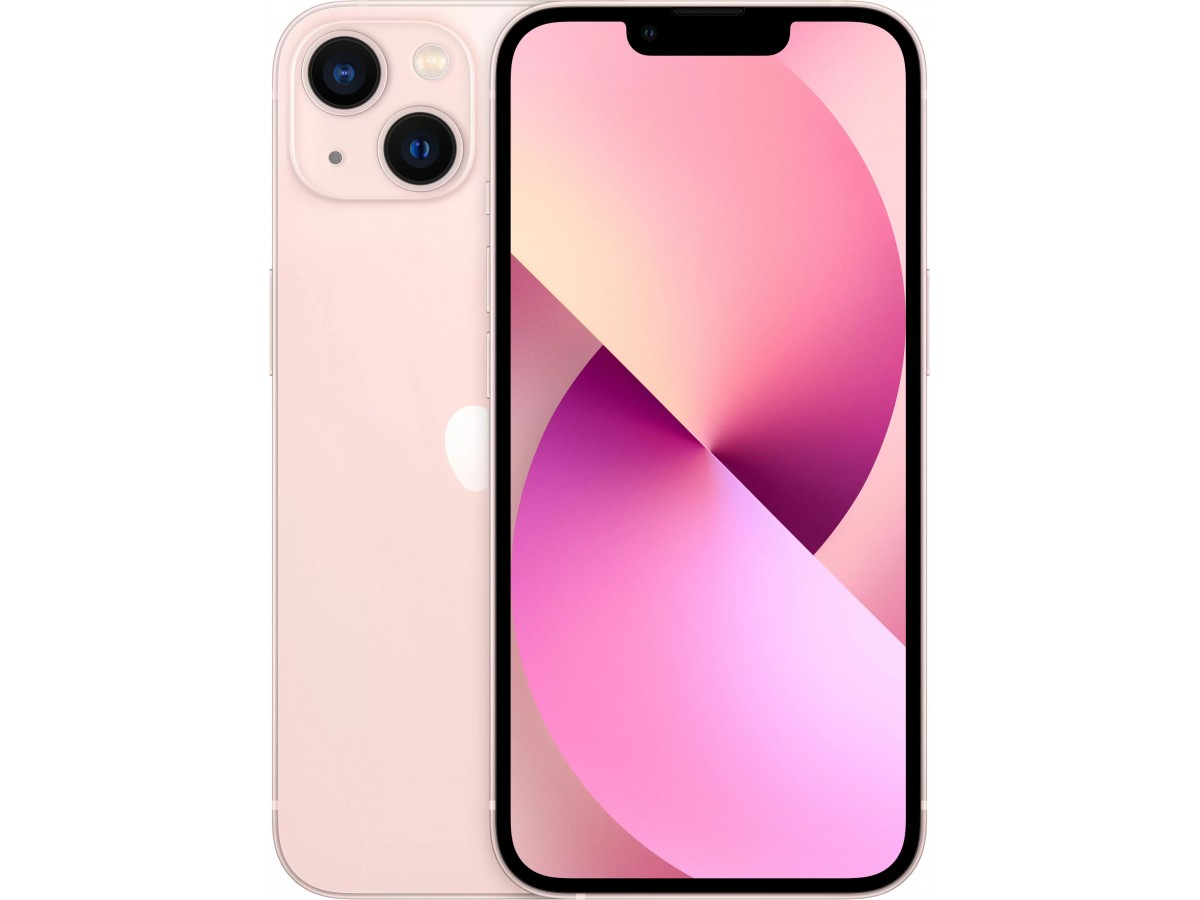 Apple iPhone 13 128GB (розовый) в Тюмени