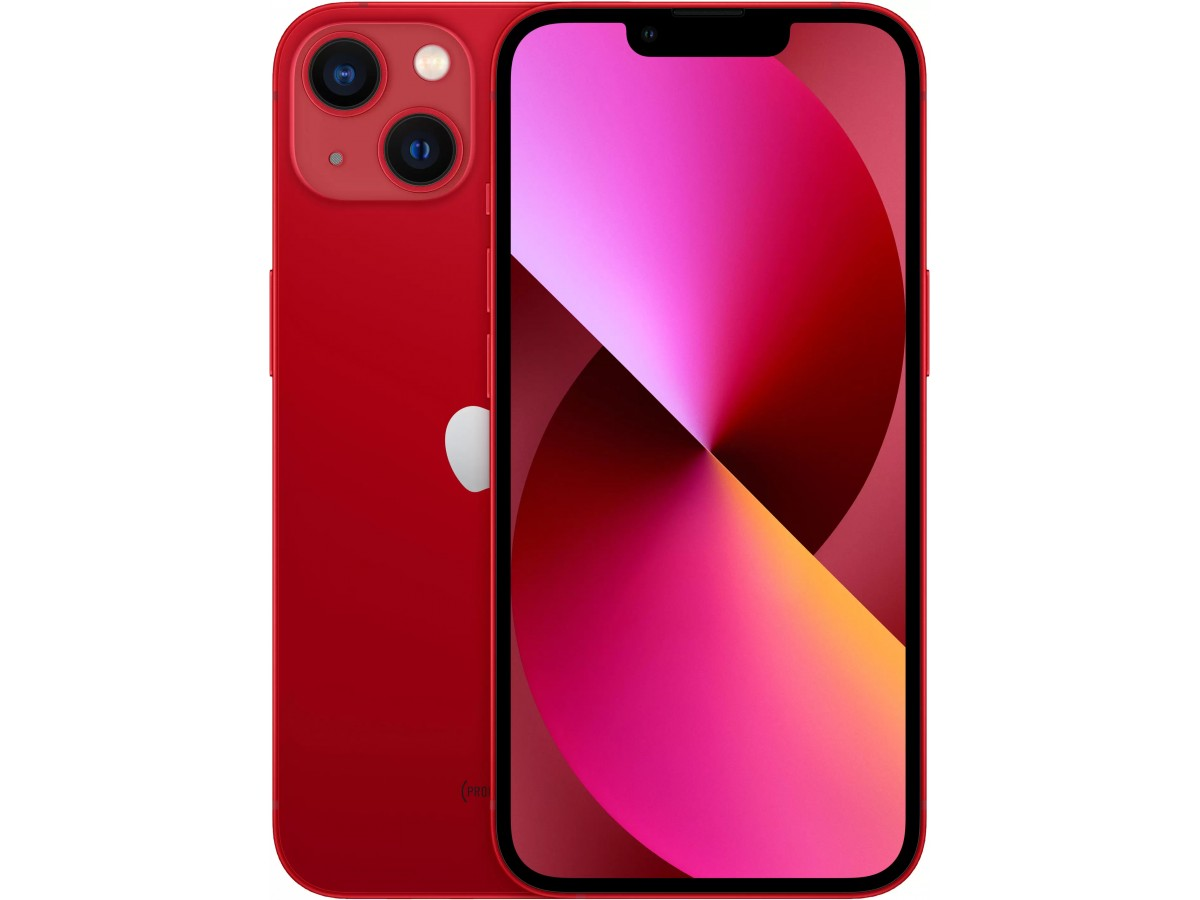 Apple iPhone 13 512GB (PRODUCT)RED в Тюмени
