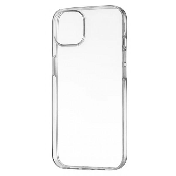 Чехол прозрачный для iPhone 13 силиконовый