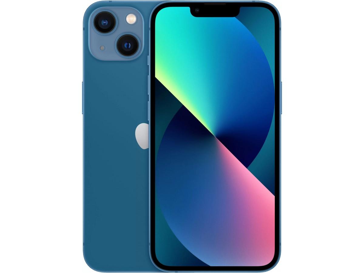Apple iPhone 13 512GB (синий) в Тюмени