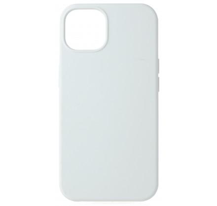 Чехол Silicone Case для iPhone 13 без лого белый