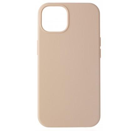 Чехол Silicone Case для iPhone 13 без лого светло-розов...