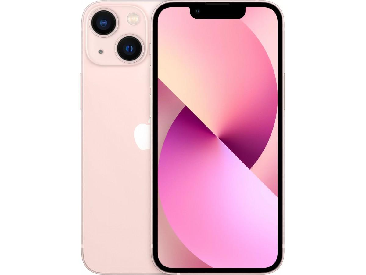 Apple iPhone 13 mini 128GB (розовый) в Тюмени