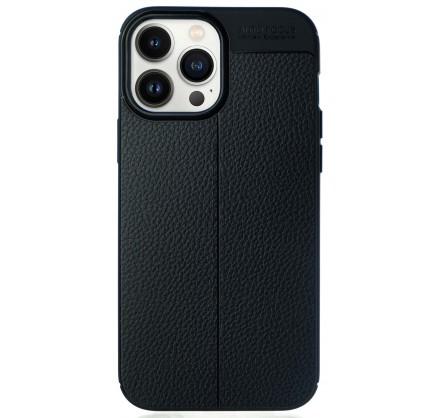 Чехол Black Line для iPhone 13 Pro Max силиконовый черн...