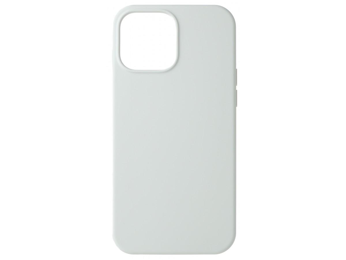 Чехол Silicone Case для iPhone 13 Pro Max без лого белый в Тюмени