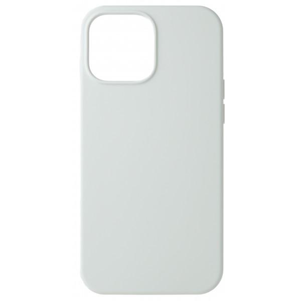 Чехол Silicone Case для iPhone 13 Pro Max без лого белый