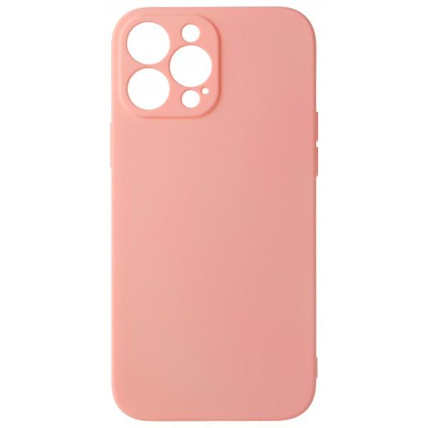 Чехол Soft-Touch для iPhone 13 Pro Max светло-розовый