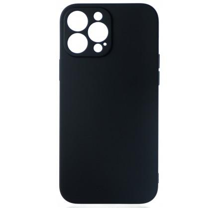Чехол Soft-Touch для iPhone 13 Pro Max черный