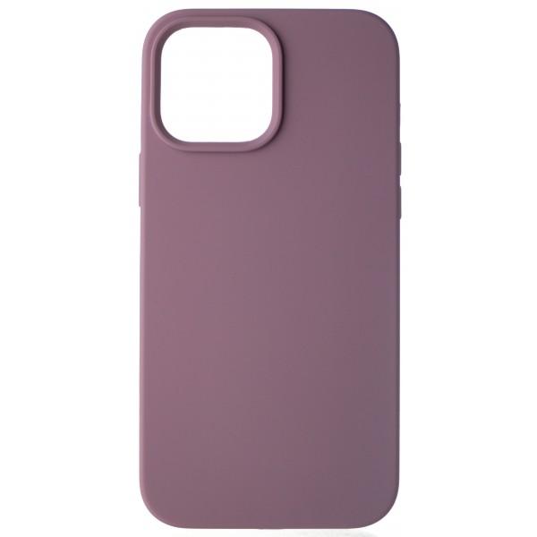 Чехол Silicone Case для iPhone 13 Pro Max без лого черничный