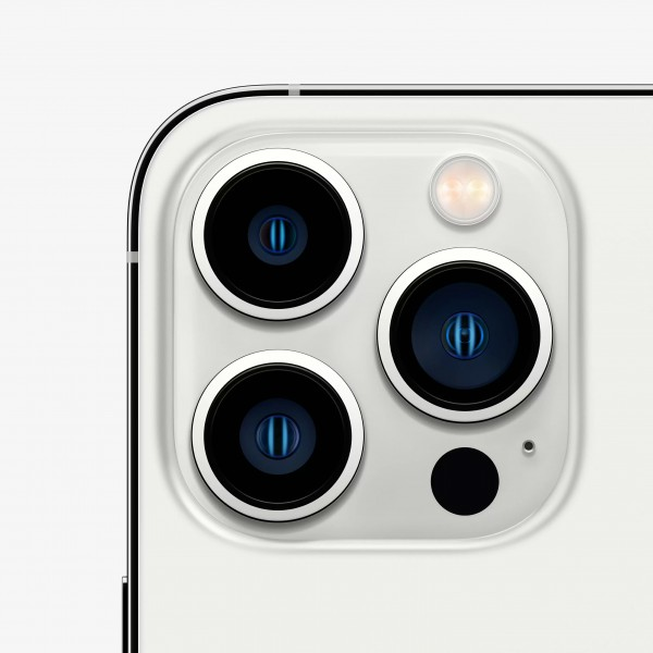 Apple iPhone 13 Pro Max 128GB (серебристый)