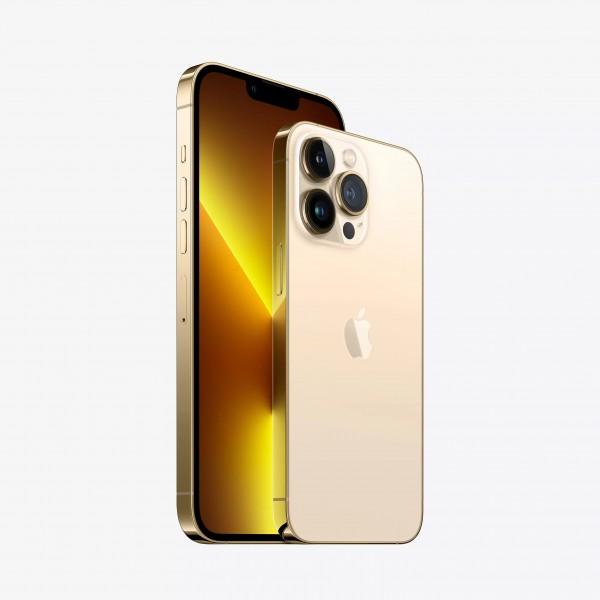 Apple iPhone 13 Pro Max 128GB (золотой)