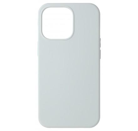 Чехол Silicone Case для iPhone 13 Pro без лого белый