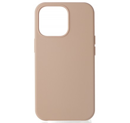 Чехол Silicone Case для iPhone 13 Pro без лого светло-р...