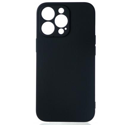Чехол Soft-Touch для iPhone 13 Pro черный