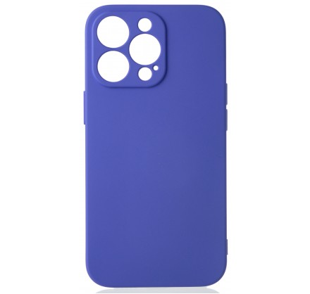 Чехол Soft-Touch для iPhone 13 Pro сиреневый