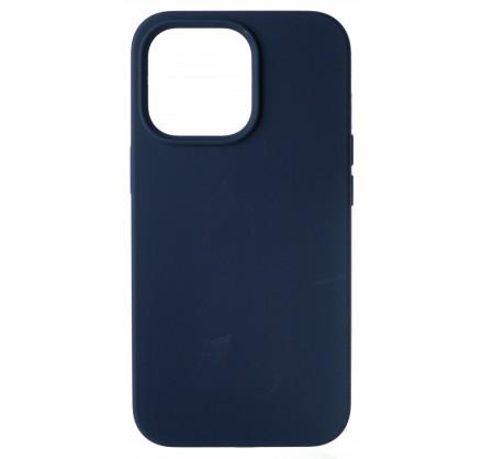 Чехол Silicone Case для iPhone 13 Pro без лого темно-си...