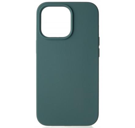 Чехол Silicone Case для iPhone 13 Pro без лого темно-зе...