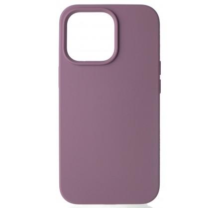 Чехол Silicone Case для iPhone 13 Pro без лого черничны...