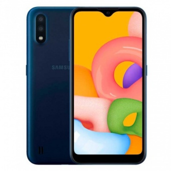 Samsung Galaxy A01 16GB  (синий)